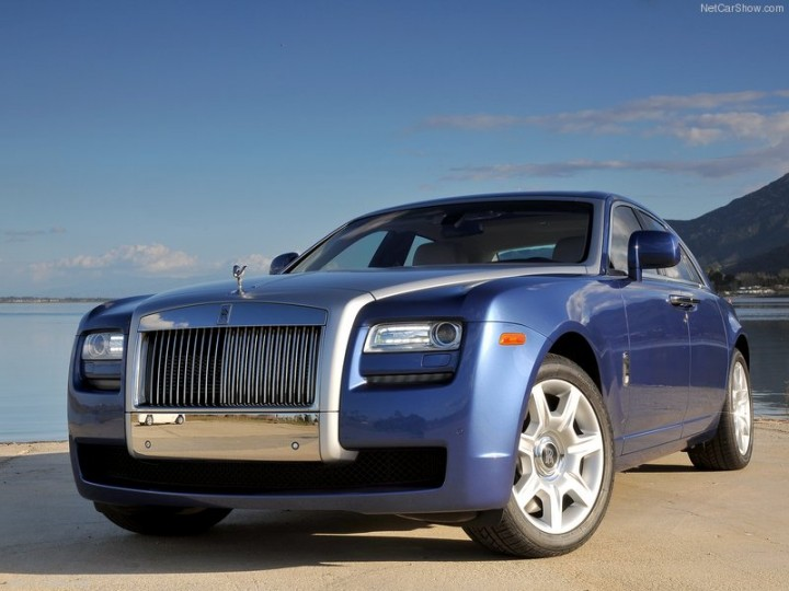 Would you pass on a Rolls?