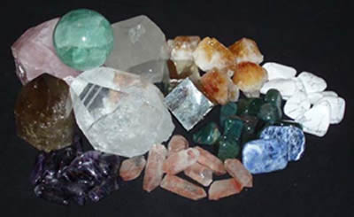 """Clearing gemstones and crystals"""