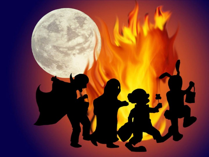 Halloween Monsters among us:  Zombies, Vampires and Monsters… Oh My!