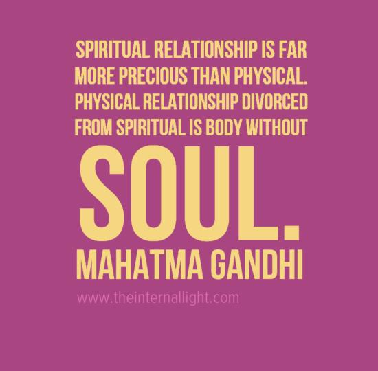 Abandon Everything For Spiritual Growth