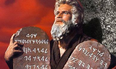 The Ten Commandments – A Perspective