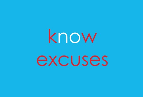 Know Excuses