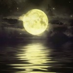 Full Moon February 22 2016; Surrender and Release