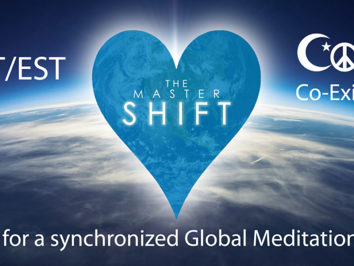Join us for a Synchronized Global Meditation Event